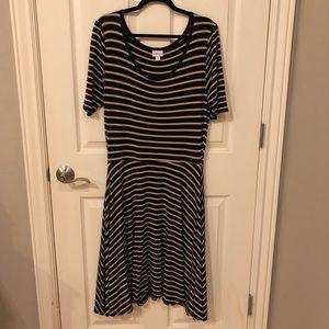 Lularoe Nichole Dress